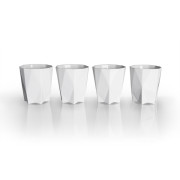 Luxury tableware Lilia Mugs_set of 4