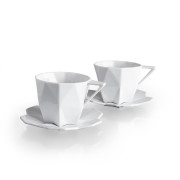 Designer Tableware - Lilia Tea cup and saucer_set of 2
