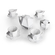 Luxury tableware Lilia Tea set