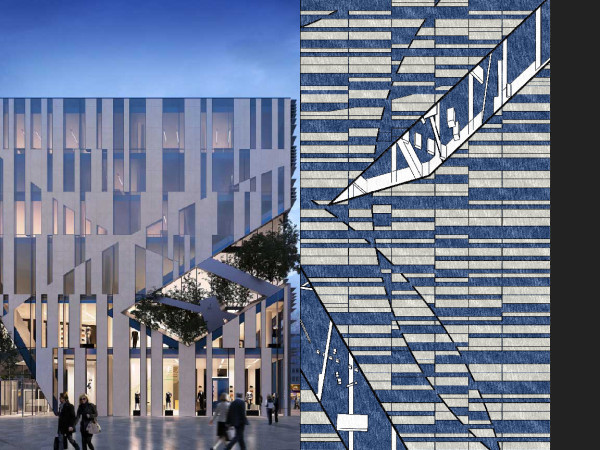 Micromegas by Daniel Libeskind